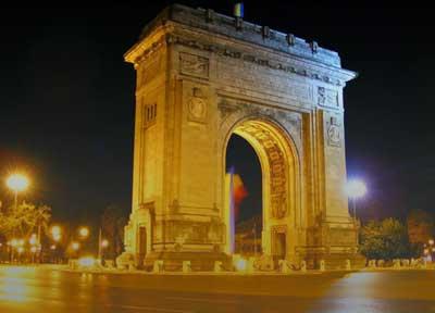 viajar a bucarest rumania
