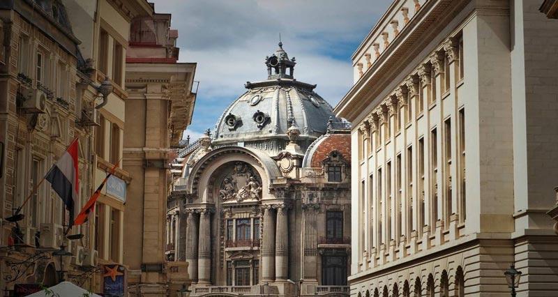Alojamientos zona centro historico Bucarest