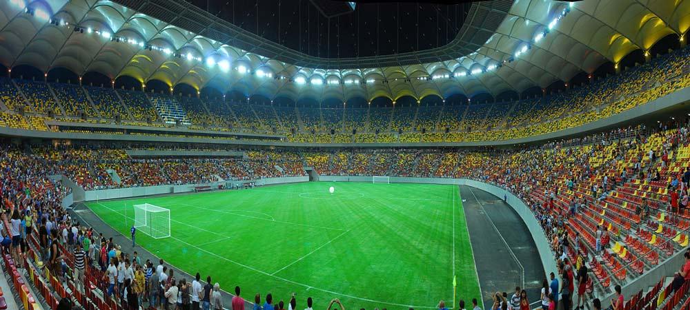 Arena Nacional en Bucarest