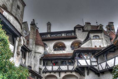 bucarest castillo de dracula