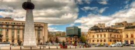 Capital de Rumania Bucarest