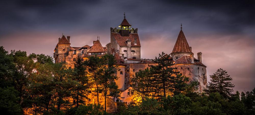 castillo de bran en rumania