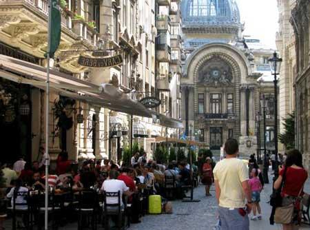 Carul cu Bere Restaurante en Bucarest