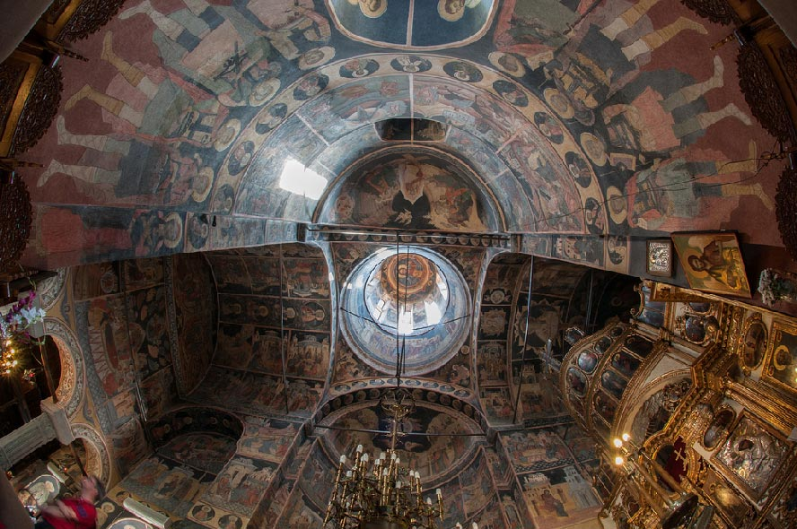 cupula-iglesia-kretzulescu