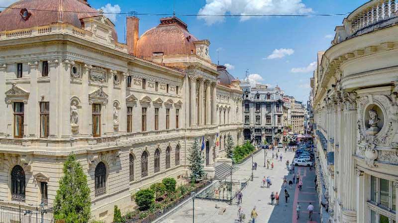 Disfruta Bucarest