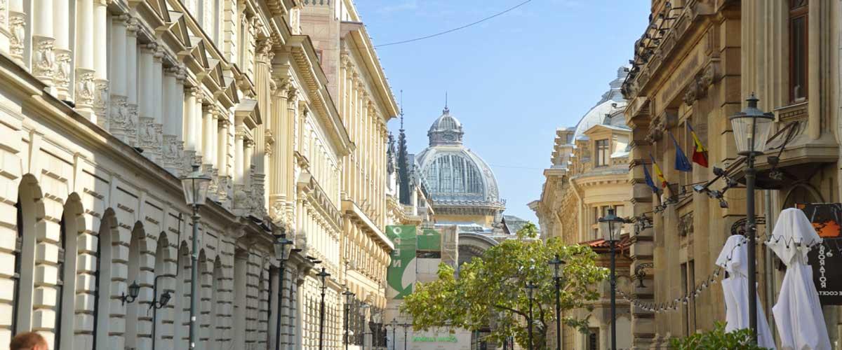 Donde alojarse y dormir en Bucarest