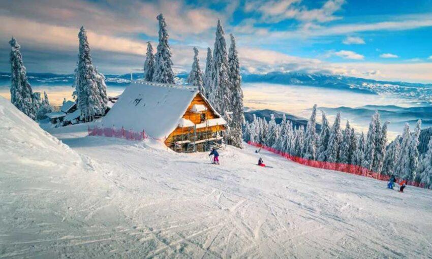 Vacaciones de nieve en los Cárpatos