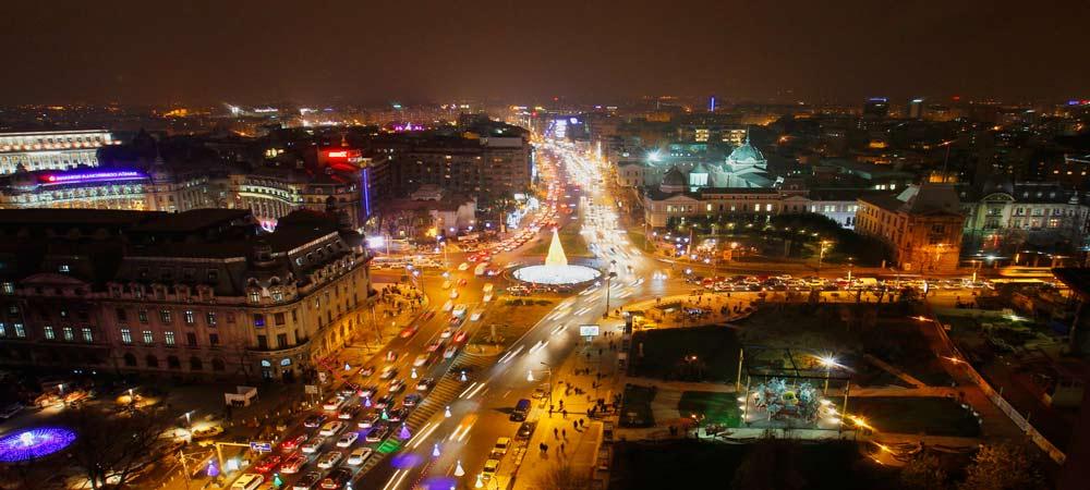 fiestas y tradiciones en bucarest rumania