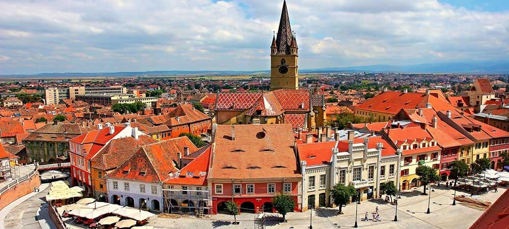 Hoteles Sibiu, Rumania