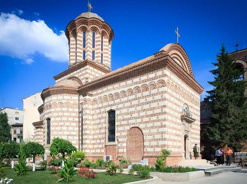 Iglesia Curtea Veche