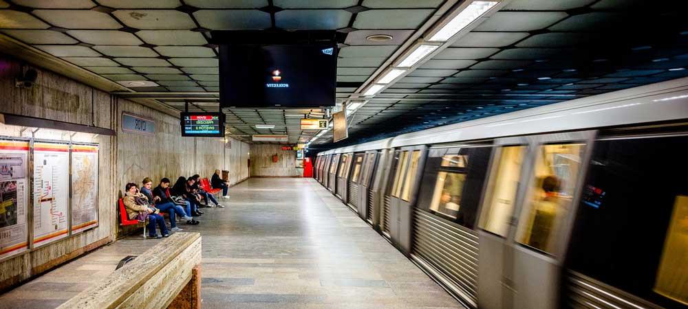 metro-bucarest