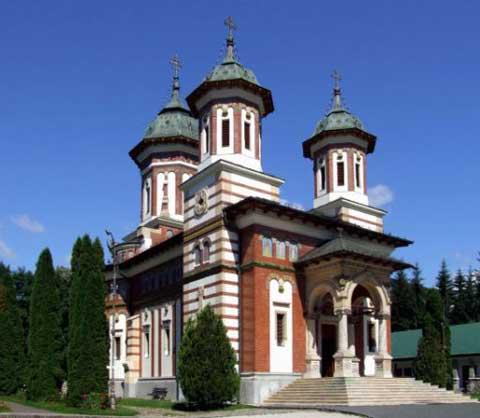 El Monasterio de Sinaia