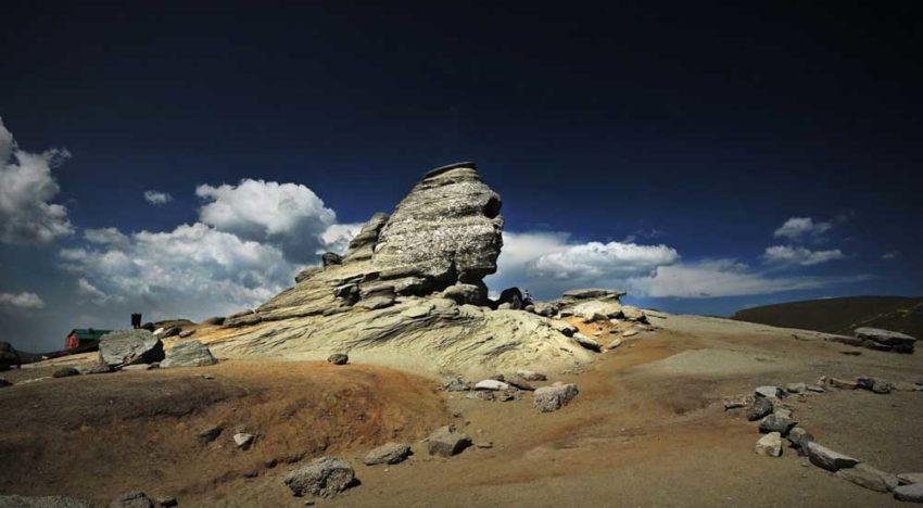 Montes bucegi en Rumania