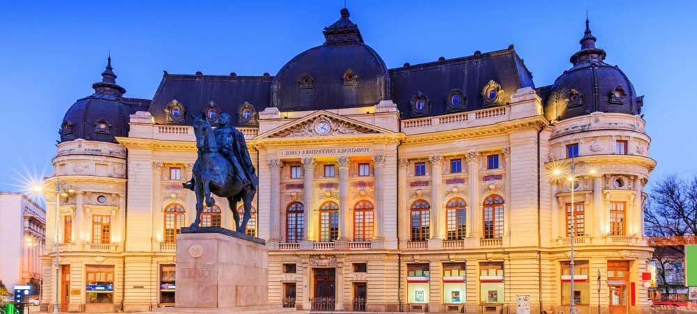Monumentos y atracciones turísticas de Bucarest