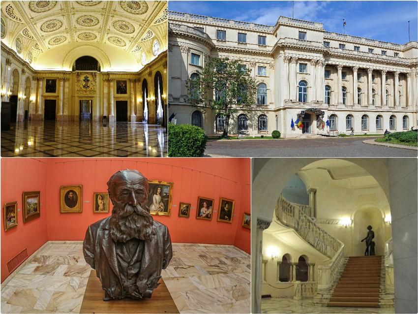 museo nacional bucarest rumania