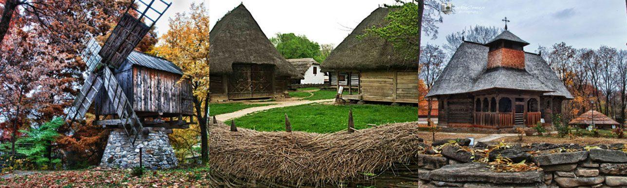 museo satului bucarest