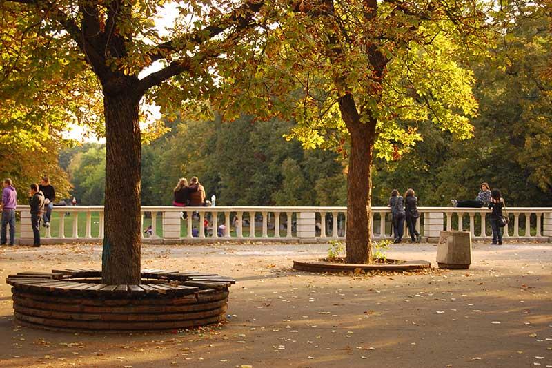 Parque Borisova Gradina