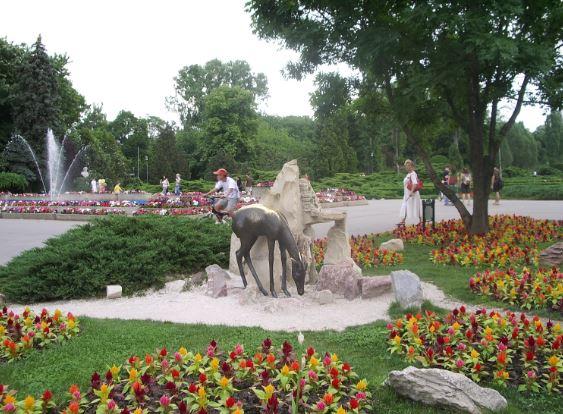 parque bucarest rumania