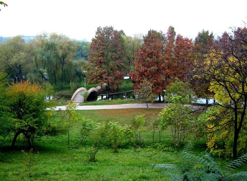 parque juventud bucarest