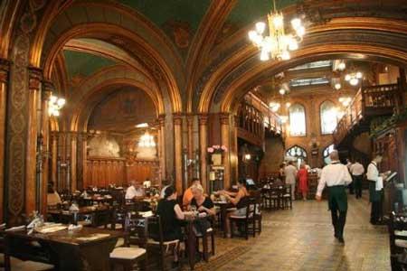 Restaurante Carul cu Bere