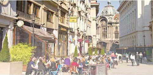 Turismo en Bucarest la Capital de Rumania